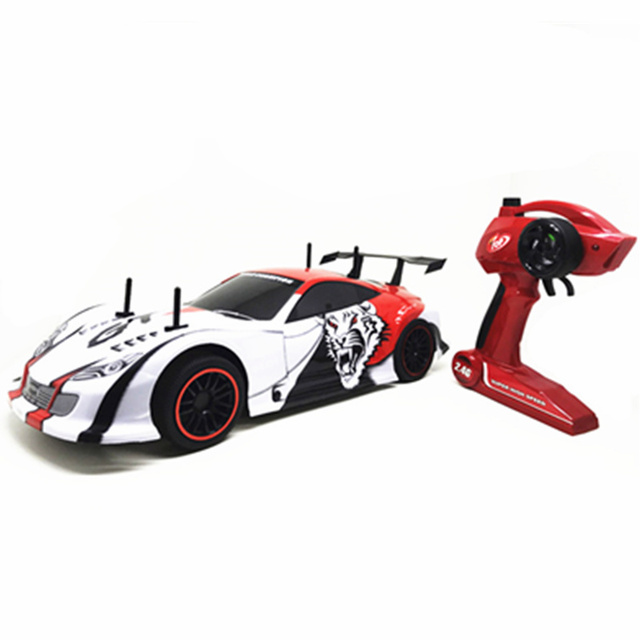 Rc Car Racing >> New Rc Car Remote Control Racing Car 2 4g High Speed Car Toy For