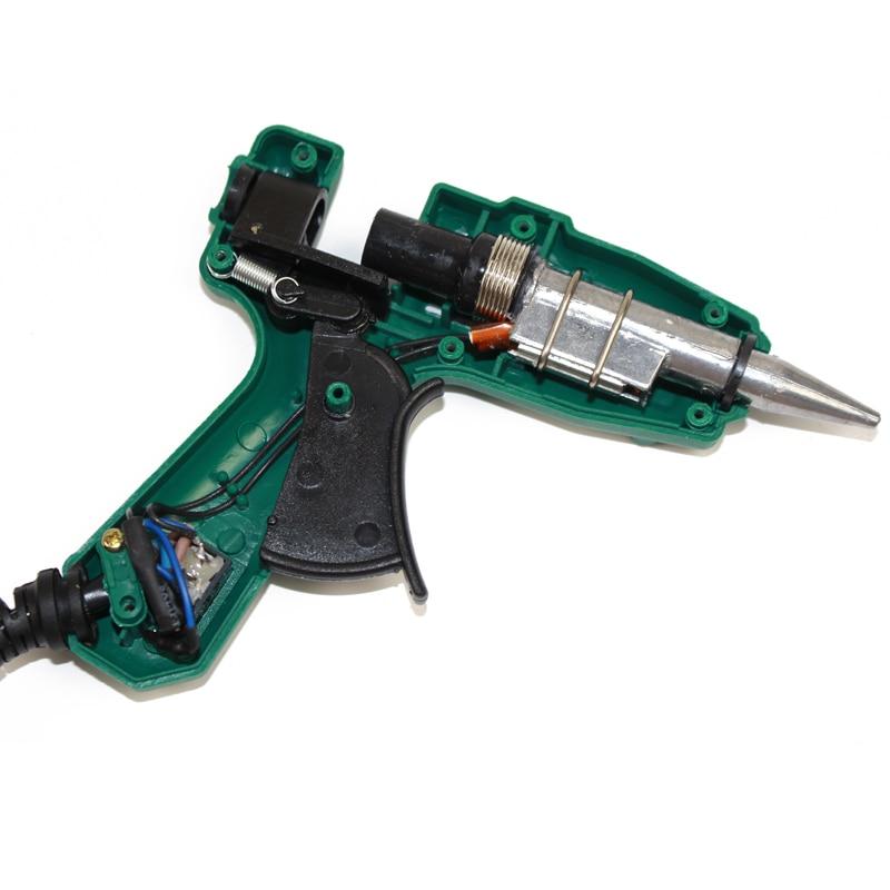 LAOA 25W / 60W / 100W / 150W karšto lydymosi klijų pistoletas - Elektriniai įrankiai - Nuotrauka 5
