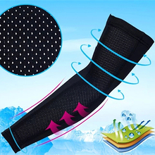 Outdoor Fishing Running Cycling Elastic Sun Protection Sleevelet Arm Sleeves