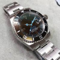 U1 factory AAA luxury men's watch 40MM ceramic bezel 2813 automatic mechanical luminous blue pointer special edition wristwatch