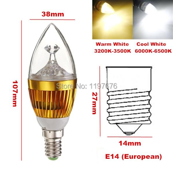 DHL FEDEX EMS 100 шт. светодиодный лампы в форме свечи лампы B22 E14 E27 светодиодный свет свечи лампы 85-265 V Светодиодный прямая Светодиодная лампа свет