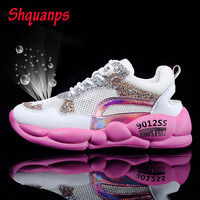 New Shoes Woman Trainers Brand Casual Shoes Scarpe Donna Basket Femme Sneakers Sapato Feminino Designer Shoes Women Luxury 2019