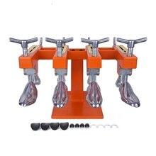 Новые металлические двойные носилки для обуви растягивающая машина дерево для мужчин Регулируемая ширина и длина