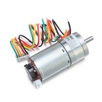 6V 100 210 300RPM Encoder Motor DC Gear Motor