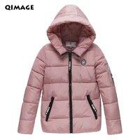 החורף של נשים 2017 אופנה סתיו מעיל נשי מעיל כותנה מרופדת מעיל חם סלעית מעיילי חורף לנשים Manteau Femme