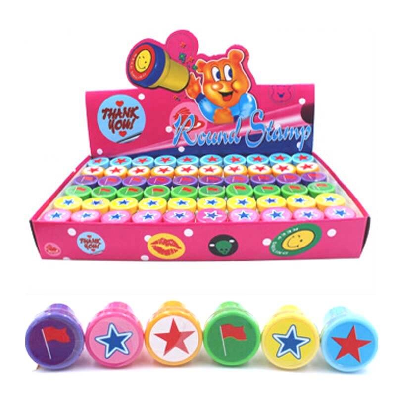 30/60 Stks Zelfinktende Stempel Kids Party Gunsten Event Supplies Voor Verjaardagsfeestje Speelgoed Jongen Meisje Goody Tas Pinata Vulstoffen 100% Garantie