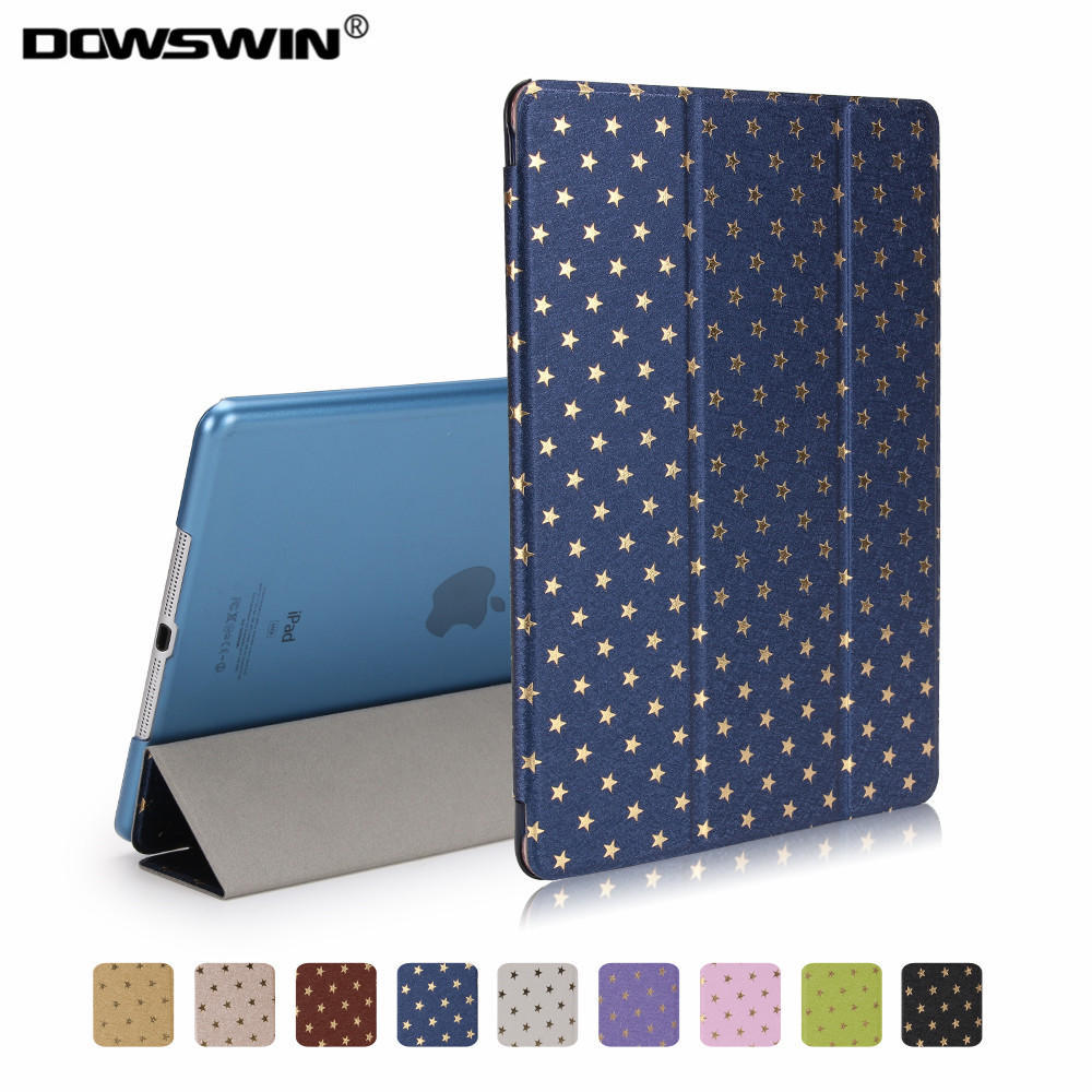 for ipad air 1 case,ultra slim pu leather smart cover,for ipad air case with matte pc back cover for apple ipad 5 case