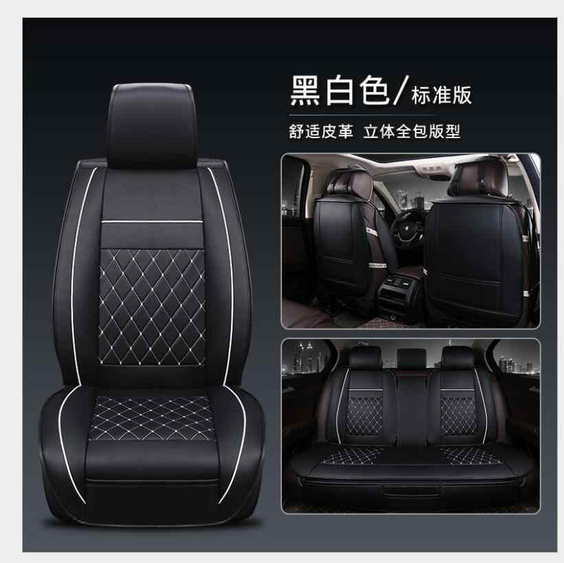 Pu Lederen Auto Stoelhoezen Voor Dacia Duster Hyundai Creta Lada Kalina Mercedes W211 Nissan Qashqai Auto Accessoires