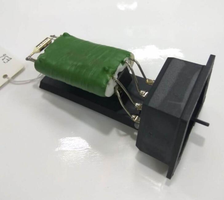 Heater Fan Blower Resistor For BMW E36 318i 320i 323i 325i for bmw e36 318i 323i 325i 328i m3 carbon fiber headlight eyebrows eyelids 1992 1998