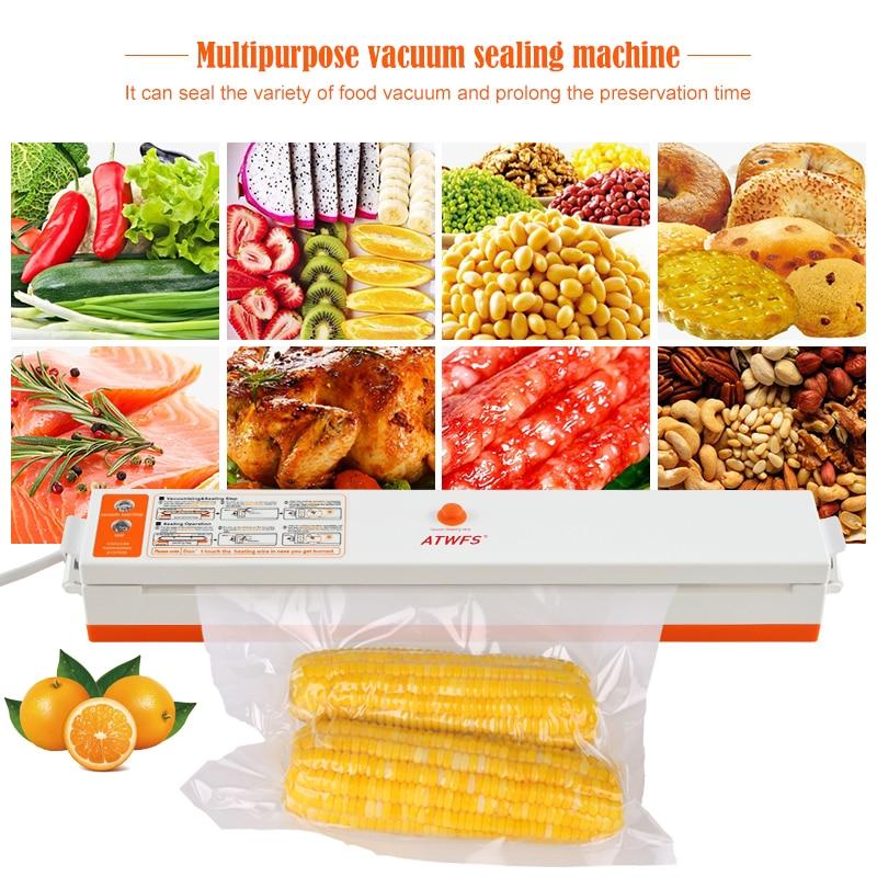 Food Vacuum Sealer & Packaging Machine