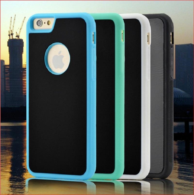 Iphone 6 6s 7 Plus 5s üçün yeni anti-cazibə telefon qutuları - Cib telefonu aksesuarları və hissələri - Fotoqrafiya 3