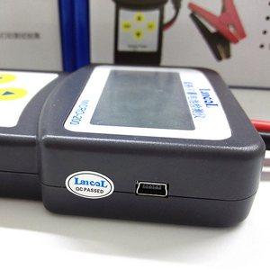 Image 4 - Lansl MICRO200 Digital Battery Tester 12V Battery Capacity Tester CCA Car Battery Diagnostic Tool Battery Analyzer
