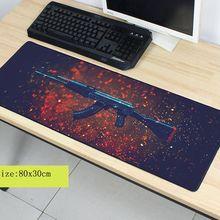 High-end csgo mouse pad 800x300x3mm mouse mat laptop hot sales padmouse