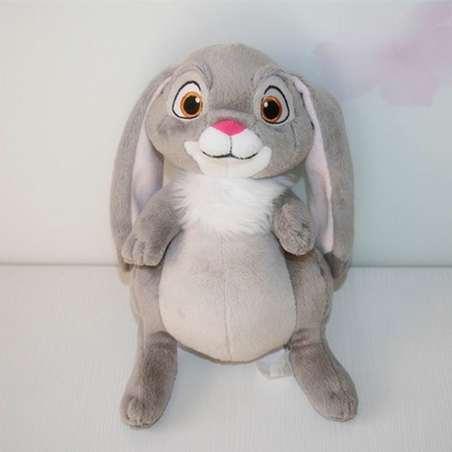 The First Sofia Princess Dolls Kawaii Toys Clover Rabbit Toy Cartoon Stuffed Plush Doll 22cm
