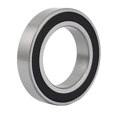 2RS6012 95mm x 60mm x 18mm Single Row Double Shielded Deep Groove Ball Bearing 50pcs double shielded miniature high carbon steel single row 608zz abec 5 deep groove ball bearing 8 22 7 8x22x7mm 608zz