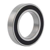 2RS6012 95mm x 60mm x 18mm Single Row Double Shielded Deep Groove Ball Bearing