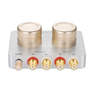 Image 3 - Nobsound transformador de Audio de paso hacia arriba, Cartucho de etapa móvil MC, preamplificador pasivo para teléfono PC/reproductor de CD/tocadiscos MC