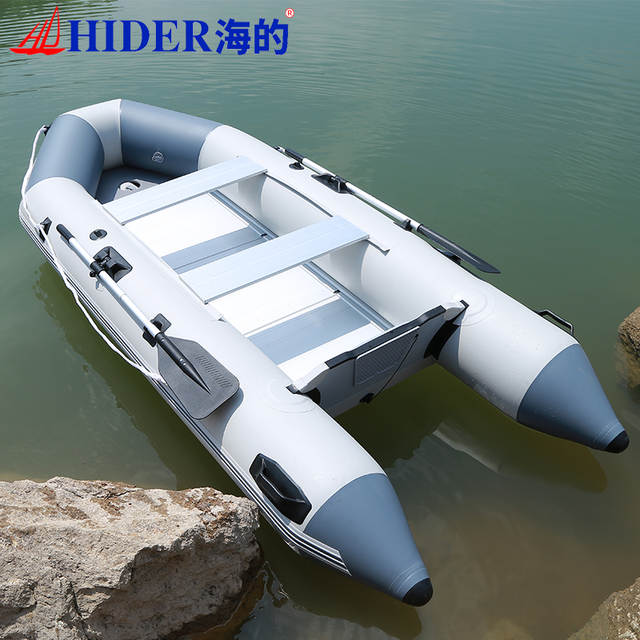 Awe Inspiring Us 854 0 Hider Hy 265Cm 0 9Mm Pvc Inflatable Boat Rough Bottom Aluminum Bench Seat Rubber Marine Fishing Inflatable Rowing Boat In Rowing Boats From Unemploymentrelief Wooden Chair Designs For Living Room Unemploymentrelieforg