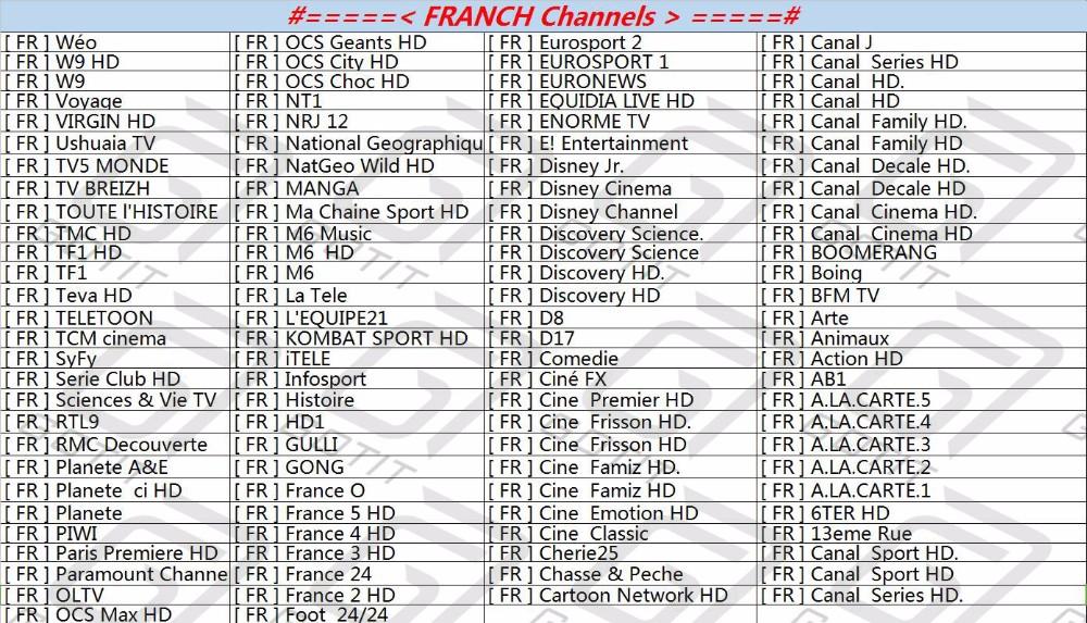 French-IPTV