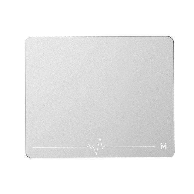 MAIBENBEN Metal Mouse Pad Super Cute Laptop Aluminum Desktop Mouse Pad Small