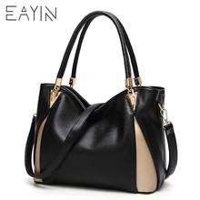 EAYIN Genuine leather handbag women's shoulder bag Large Capacity bags for girls messenger bag women's big bolsos mujer 2018