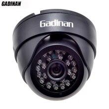 Gadinan 2MP 2.0 Megapixel 1080 P del IP del POE 3MP Cámara Domo para Interiores de cámaras de Seguridad CCTV 3.6mm Lente IR-Cut ONVIF soporte Del Teléfono Móvil