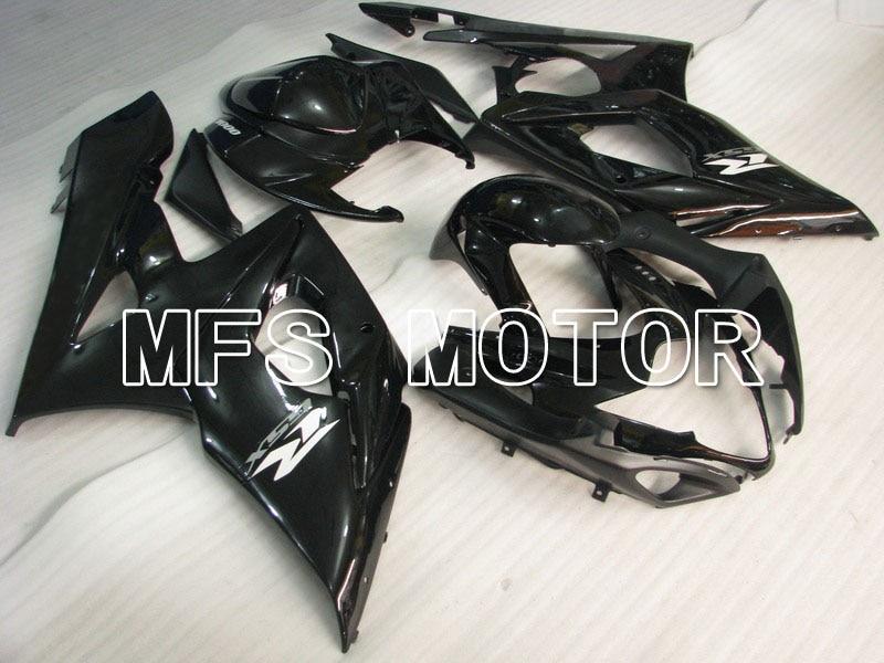 Формы для Suzuki GSXR 1000 К5 2005 2006 Кузов Впрыски ABS Обтекателя комплекты GSXR1000 К5 05 06 - другие - все черный