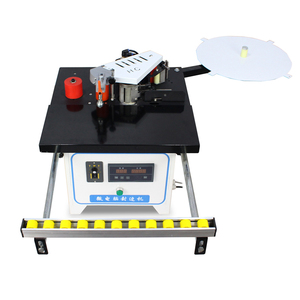 Image 4 - New type MY05/MY06 manual mini edge banding machine with cut pvc automatic woodworking edge bander