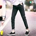 2017 Новое прибытие мужская джинсовые брюки плюс размер 27-42 мода прямые брюки высокое качество джинсы для человека denim повседневные брюки