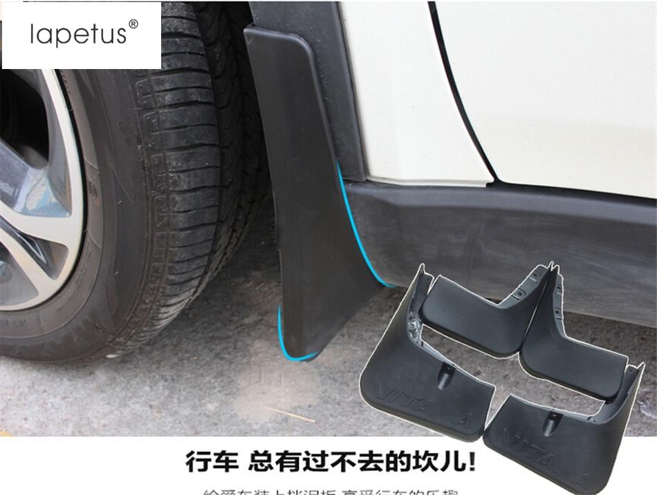 Accessoires Pour Suzuki Vitara Escudo 2015 2016 2017 2018 Garde-Boue Boue Volets Splash Gardes Fender Protecteur Couverture Kit Garniture