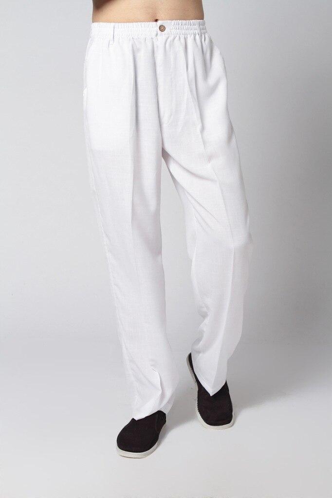Popular Linen White Pants for Men-Buy Cheap Linen White Pants for ...