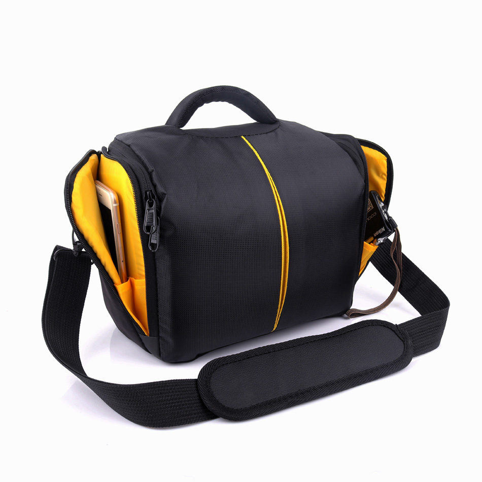 Bolsa de Cámara para Nikon D3200 D3100 D5200 D5100 D5000 D7100 D7000 D300 D60 D90