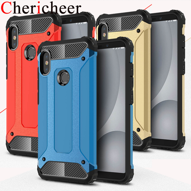 lowest price 97cfb a3fd8 Cases For Xiaomi Redmi Note 5 Case Silicone Armor Case For Xiaomi Redmi  Note 5 Pro Case For Xiaomi Redmi Note 5 Bumper Cover on