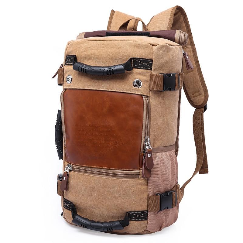New Stylish Travel Bag Large Capacity Backpack Unisex ...