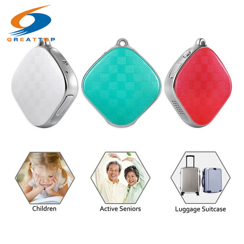 Mini GPS Tracker Locator A9 For Kids Children Pet Tracking Device GPS + LBS + Wifi 5 Days Standby SOS Alarm Voice Monitoring