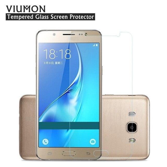Закаленное стекло для Samsung Galaxy J1 J2 J3 J5 J7 2016 Duos Screen Protector Защитная Закаленное пленка для J120F J320 J510 J710F