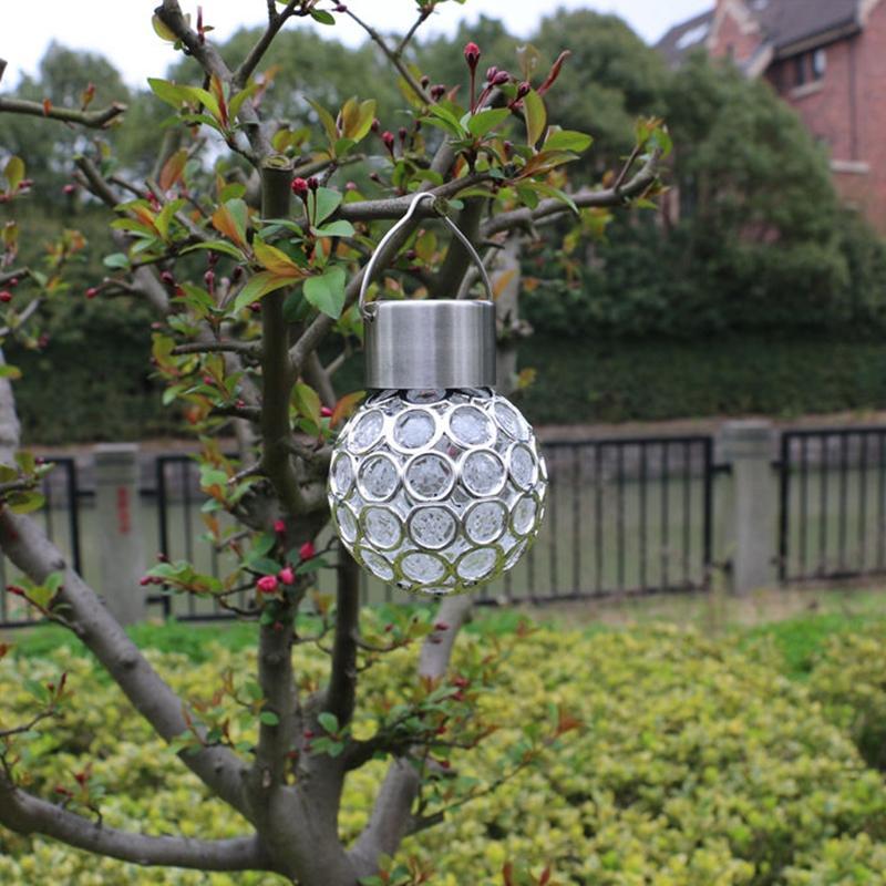 Lâmpadas Solares litake powerd solares À prova Garden Decoration : Luz Solar Jardin