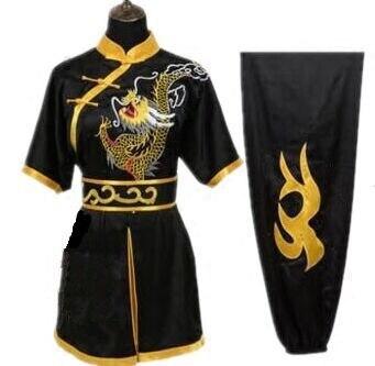 Taoyekma 2019 Wushu Tai Chi Kung Fu Shaolin Uniform Art Clothes Taichi Elbise Kleding Oranje Dames Martial Arts Sets T103