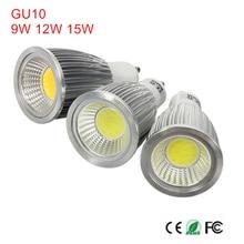 1Pcs Super Bright GU 10 Bulbs Light Dimmable Led Warm/Cold W