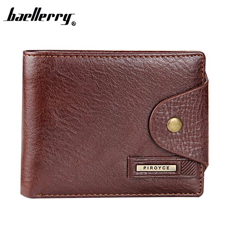 41df164b8695 2018 New brand high quality short men s wallet