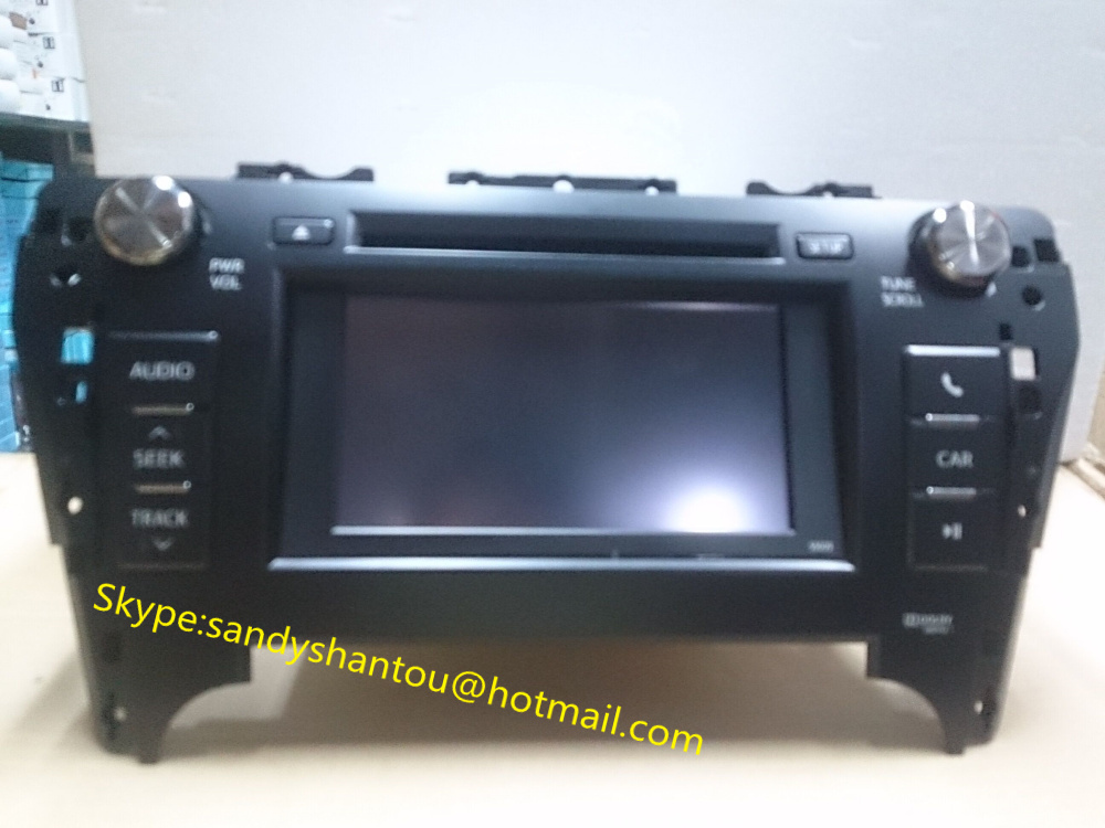 aliexpress com   buy brand new case for toyota camry changer tuner cv vu81k0ad 86140 06100 cd