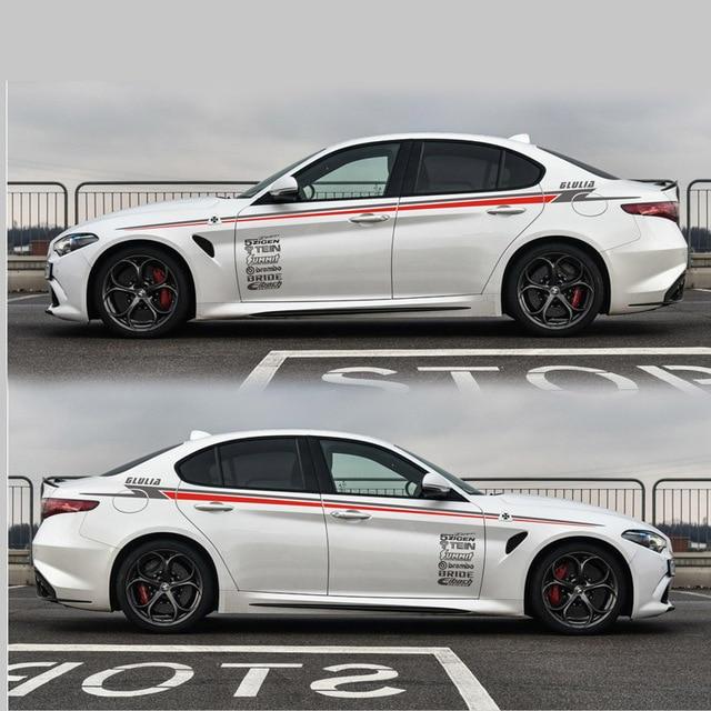 Aliexpress Com Buy Taiyao Car Styling Sport Car Sticker For Alfa