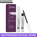 Neutriherbs Eyelash Growth Serum Eyelash Enhancer Brow Serum for Long, Luscious Lashes and Eyebrows 5ml