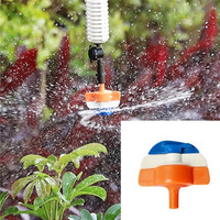 Greenhouse Upside Down Automatic Watering Sprayer Gardening Garden Irrigation Agricultural Sprinkler Rotary Micro spinkler