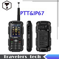 Cheap Walkie Talkie Mobile Phone Discovery A12i A12 IP67 Waterproof 2.4 Inch GSM Rugged Phone Dual SIM Card Supports Analog TV
