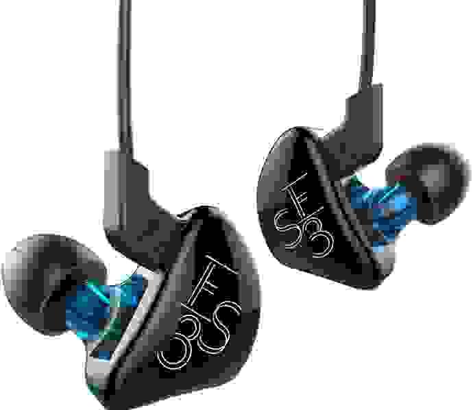 KZ ES3 Armature Équilibrée Avec Dynamique In-Ear Écouteurs Hybride Pilote Antibruit Casque Remplacement Câble K5
