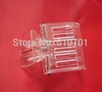1Pcs New Plastic Clip Queen Bee Catcher Beekeeping free shipping 10 pcs functional queen cage bee match box moving catcher cage beekeeping tool