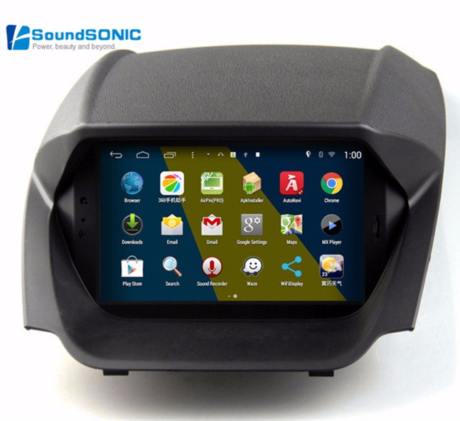 for ford ecosport 2012 android 4 4 autoradio gps. Black Bedroom Furniture Sets. Home Design Ideas
