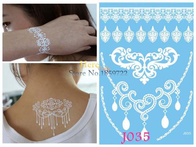 Online Shop Top Quality Wrist Tattoos Design Necklace Tattoo Jewelry