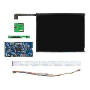 Image 2 - 9.7 بوصة LP097QX1 2048x1536 شاشة LCD مع HDMI LCD لوحة للقيادة
